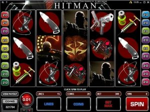 hitman-pokie